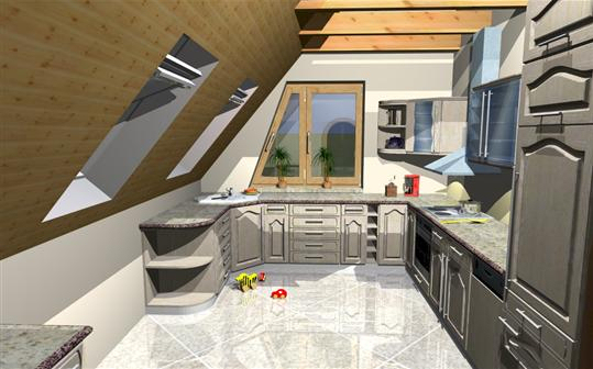Ott küchen   fotogalerie: 3d galerie