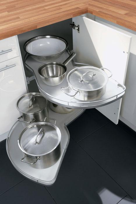 Ott Küchen - Fotogalerie: Funktion und Austattung | {Küchen unterschrank ecke 95}