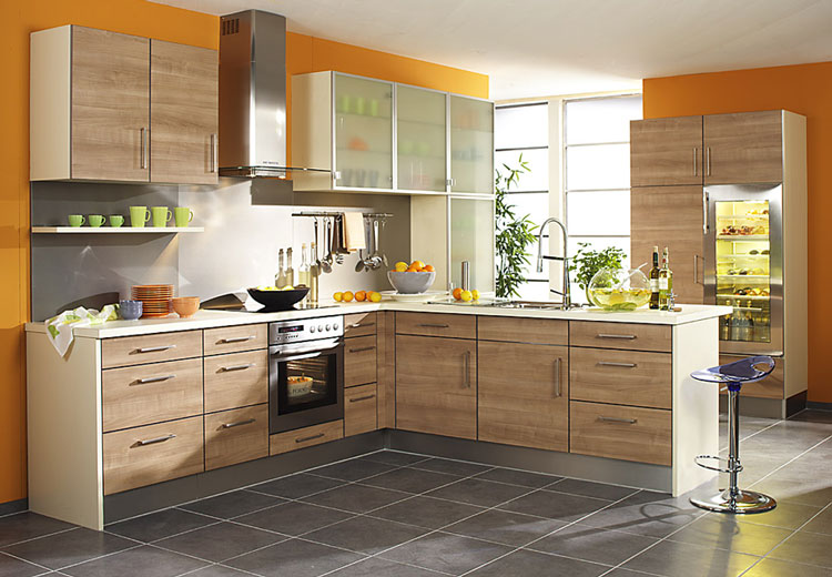 Moderne Küchen G-form ~ Dekoration, Inspiration Innenraum und ... | {Moderne küchen g form 75}