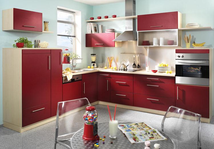 Farbe In Kuche